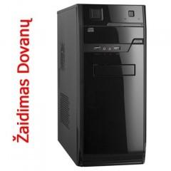Kompiuteris(Gamer4 Class C) AMD Athlon II x4 870K 3,9Ghz/ 8GB/ 500GB/ Geforce GTX 1050 2GB / DVD-RW