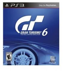 GRAN TURISMO 6 / PS3