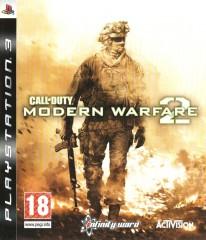 Call of Duty Modern Warfare 2 (PS3)