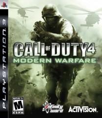 Call of Duty Modern Warfare (PS3)