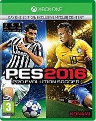 Pro Evolution Soccer (PES) 2016 (Day One Edition) / XBOX ONE