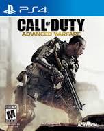 Call of Duty Advanced Warfare PS4 (naudotas)