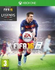 Fifa 16 Xbox One (Naudotas)