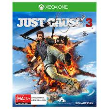 Just Cause 3 Xbox One (naudotas)