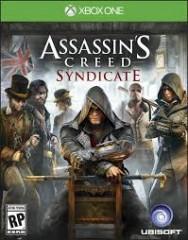 Assasin's Creed Syndicate Xbox One ( naudotas )