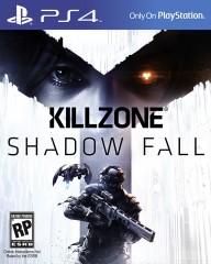 KILLZONE SHADOW FALL PS4 (naudotas)