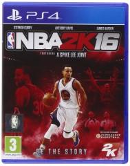 NBA 2K16 PS4 ( naudotas )