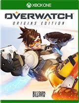 Overwatch Origins Edition Xbox one ( naudotas)