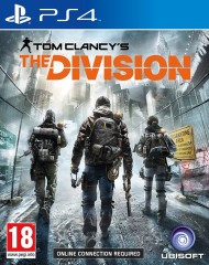 THE DIVISION TOM CLANCY`S (PS4)