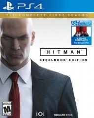Hitman Steelbook Edition (PS4)