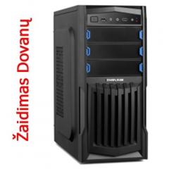 Kompiuteris (Gamer14 Class C) Intel Pentium G4600 3.6 Ghz / 8 GB/ 1 TB/ Geforce GTX1050 2GB/ DVD-RW