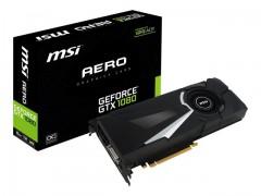 MSI GeForce GTX 1080 AERO 8G OC GDDR5X (NAUDOTA)