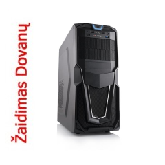 Kompiuteris (Gamer24 Class B+) AMD Ryzen 5 2600x 3,6 Ghz(Max 4,2Ghz)(12 virtulalių branduolių (6